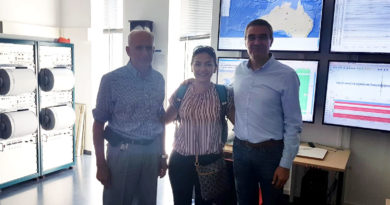 IGG-CIGEO y Universidad de Granada conversan sobre programas de internacionalización 2