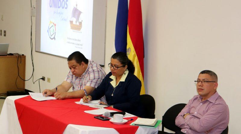 UNAN-Managua con sistema innovador para evaluar a su personal