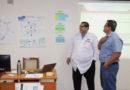 UNAN-Managua en célula de información y coordinación médica del Primer Simulacro Regional