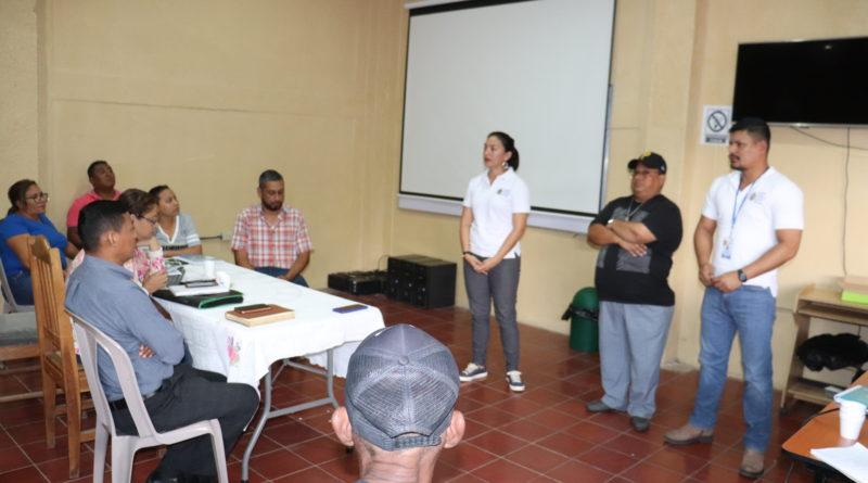 IGG-CIGEO estudia fuentes hídricas en Palacagüina