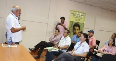 IGG-CIGEO participa en el desarrollo de geoparque internacional en Chontales
