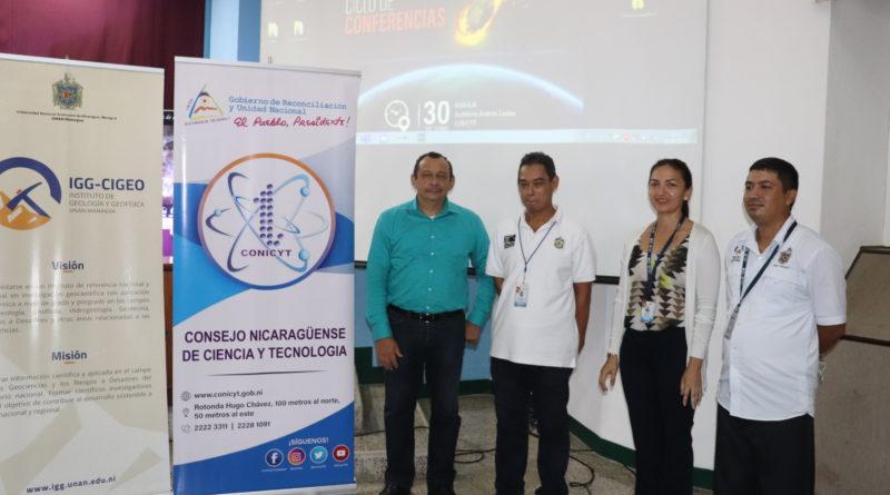 UNAN-Managua promueve estudio de las ciencias espaciales