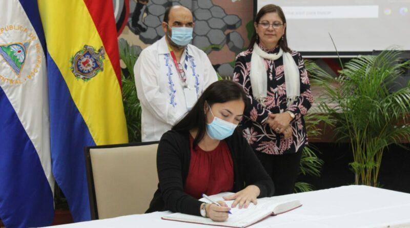 Consejo Universitario juramenta autoridades de centros de investigación y POLISAL