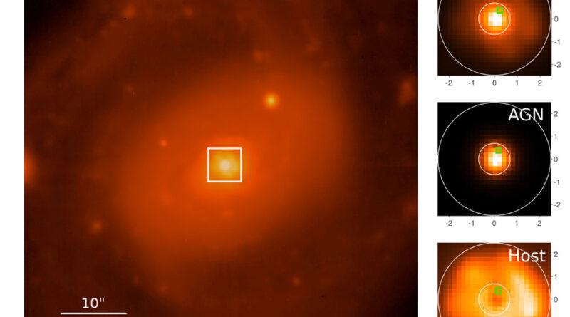 Investigador de la UNAN-Managua participa en estudio sobre agujeros negros supermasivos