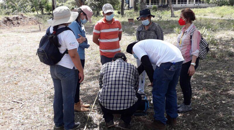 Investigadores de la UNAN-Managua se capacitan en método para exploración geotérmica