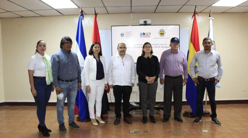 UNAN-Managua realizará estudios hidrológicos en proyecto habitacional de Ciudad Sandino
